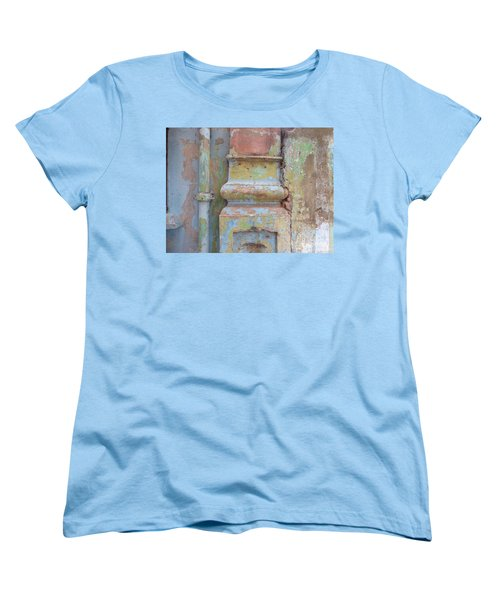 Women's T-Shirt (Standard Cut) featuring the photograph Decay by Jean luc Comperat
