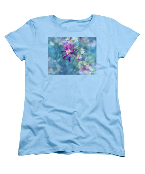 Dedicated To... Women's T-Shirt (Standard Cut) by Agnieszka Mlicka