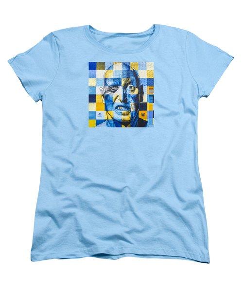 Deep Rawlins Women's T-Shirt (Standard Cut) by Steve Hunter