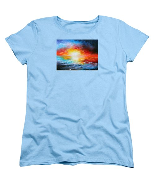 Delivered Women's T-Shirt (Standard Cut)