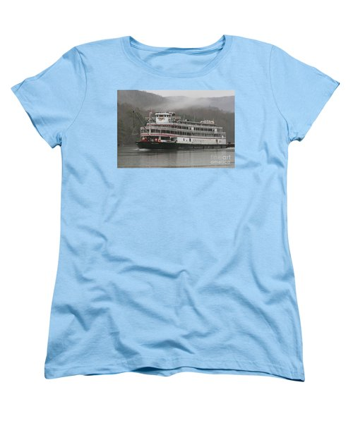 Delta Queen Women's T-Shirt (Standard Cut) by Geraldine DeBoer