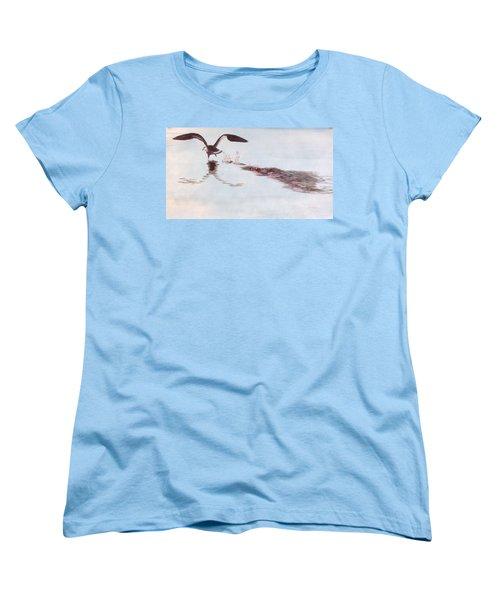 Departure Women's T-Shirt (Standard Cut) by Stan Tenney