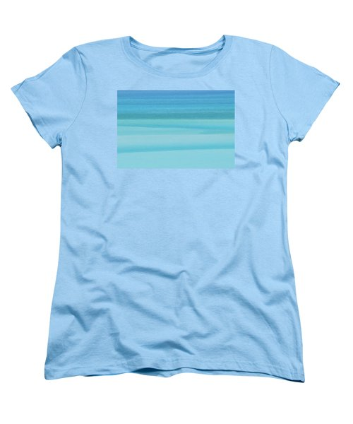Women's T-Shirt (Standard Cut) featuring the photograph Depth Perception by Az Jackson