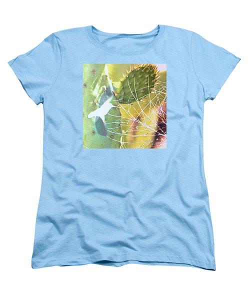 Desert Spring Women's T-Shirt (Standard Cut)