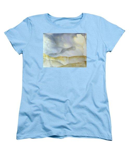 Desert Storm Women's T-Shirt (Standard Cut) by Lynda Cookson