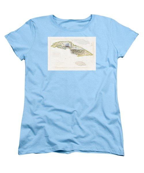 Destination Trinidad Women's T-Shirt (Standard Cut)