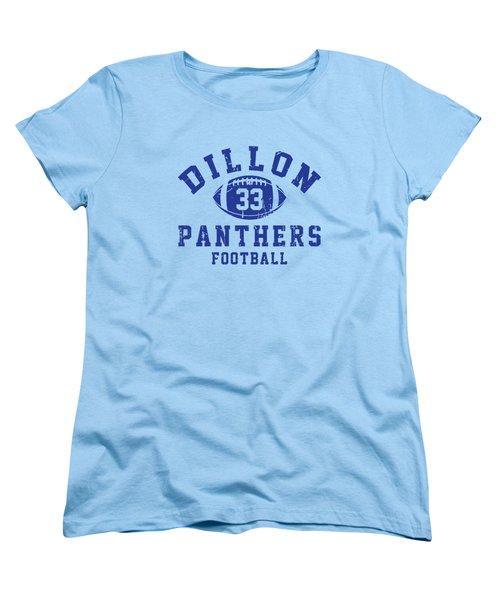 Dillon Panthers Football 2 Women's T-Shirt (Standard Cut)