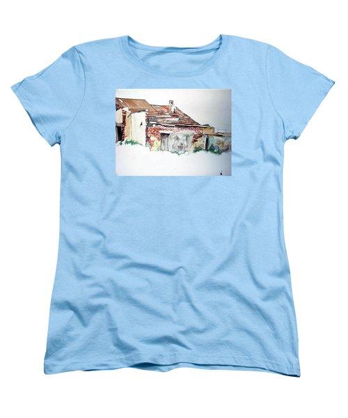 District 6 No1 Women's T-Shirt (Standard Cut) by Tim Johnson