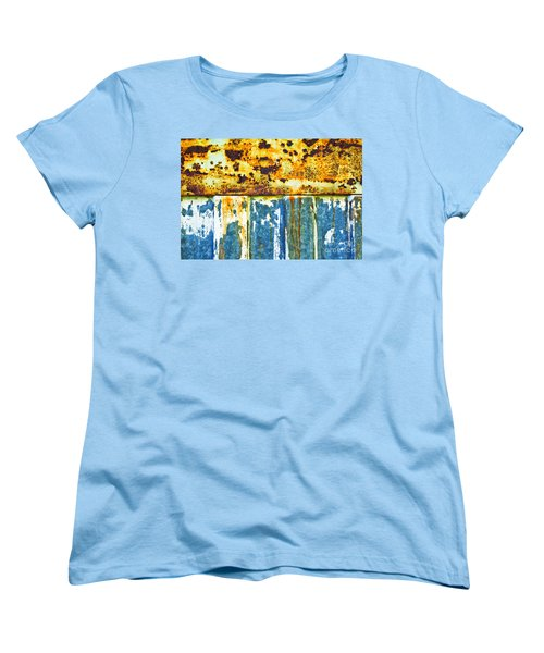 Division Women's T-Shirt (Standard Cut) by Silvia Ganora