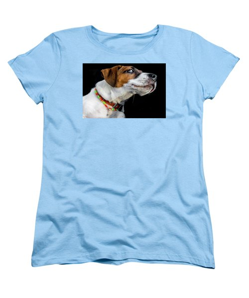 Do Not Confuse Me Women's T-Shirt (Standard Cut) by Alex Galkin