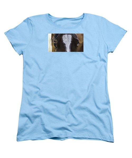 Double Vision Women's T-Shirt (Standard Cut) by Elizabeth Eldridge