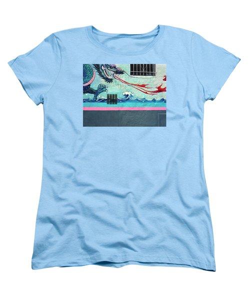 Dragon Breath Women's T-Shirt (Standard Cut)