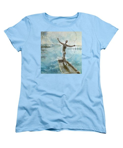 Dream Catcher Women's T-Shirt (Standard Cut)