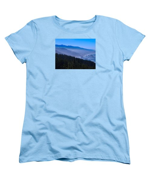 Dream Come True Women's T-Shirt (Standard Cut) by Laura Ragland