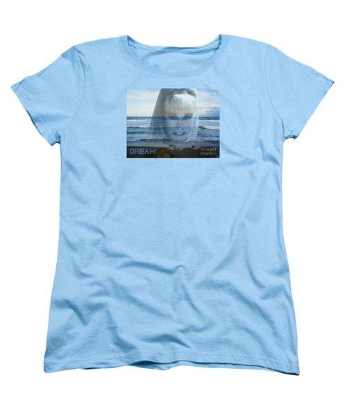 Dream Women's T-Shirt (Standard Cut) by Megan Dirsa-DuBois