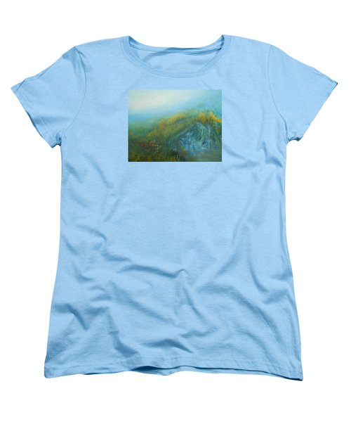 Dreaming Dreams Women's T-Shirt (Standard Cut) by Jane See