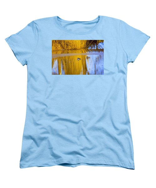 Dreaming Women's T-Shirt (Standard Cut) by Leif Sohlman