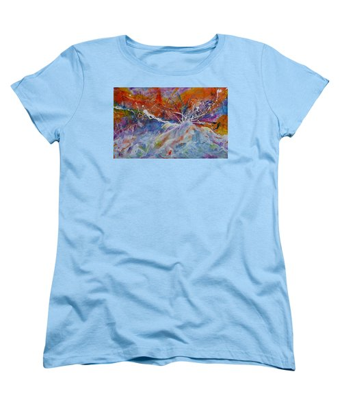 Drown Me In Love Women's T-Shirt (Standard Cut) by Tracy Bonin