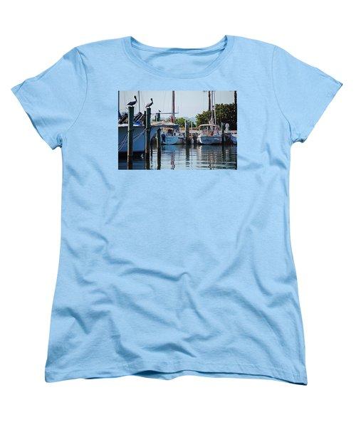 Duneden Fl. Women's T-Shirt (Standard Cut) by Robert Meanor