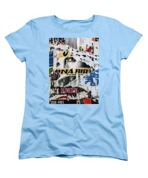 Dunedin Women's T-Shirt (Standard Cut) by Roseanne Jones