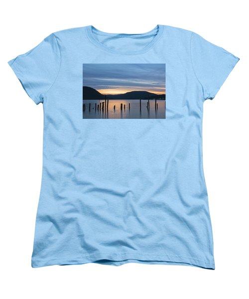 Dusk Sentinels Women's T-Shirt (Standard Cut) by Angelo Marcialis