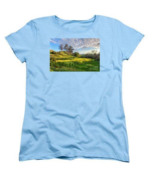 Eagle Grove At Lake Casitas In Ventura County, California Women's T-Shirt (Standard Cut)
