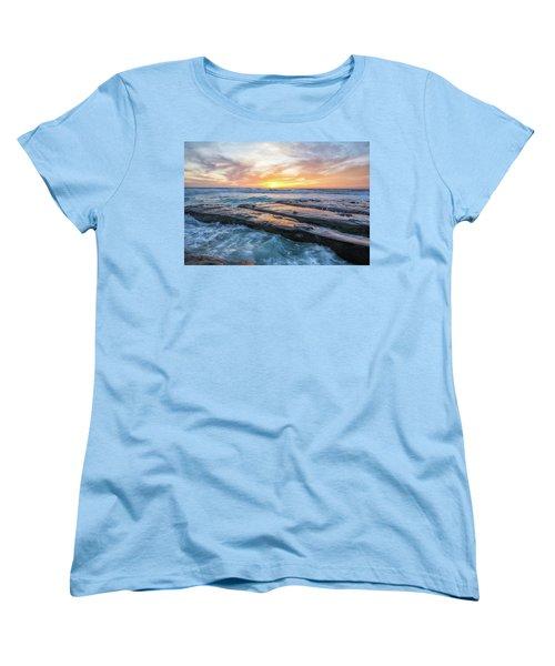 Earth, Sea, Sky Women's T-Shirt (Standard Cut)