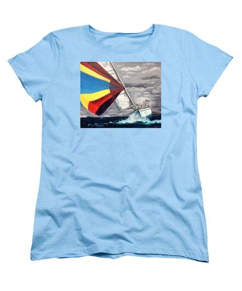 Eighty-six Women's T-Shirt (Standard Cut) by Stan Tenney