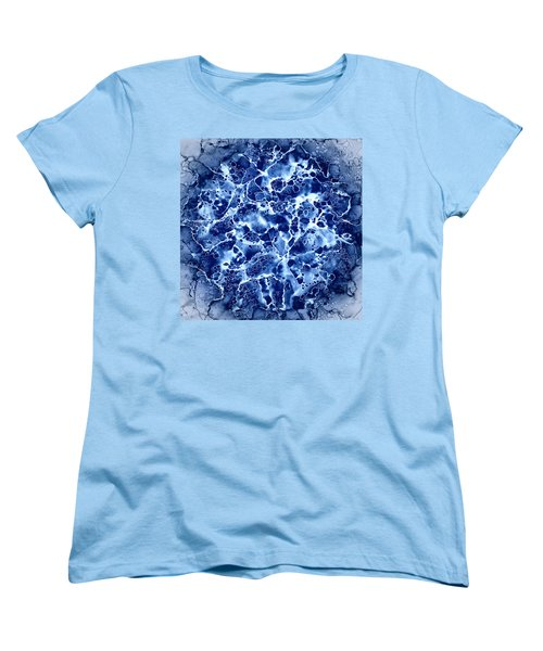 Abstract 1 Women's T-Shirt (Standard Cut) by Patricia Lintner