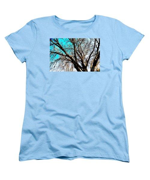 Elegance #1 Women's T-Shirt (Standard Cut) by Renie Rutten