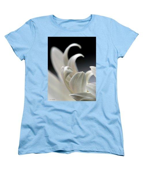 Elegance Women's T-Shirt (Standard Cut) by Lauren Radke