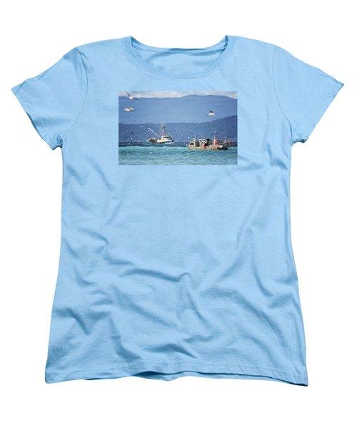 Elora Jane Women's T-Shirt (Standard Cut) by Randy Hall