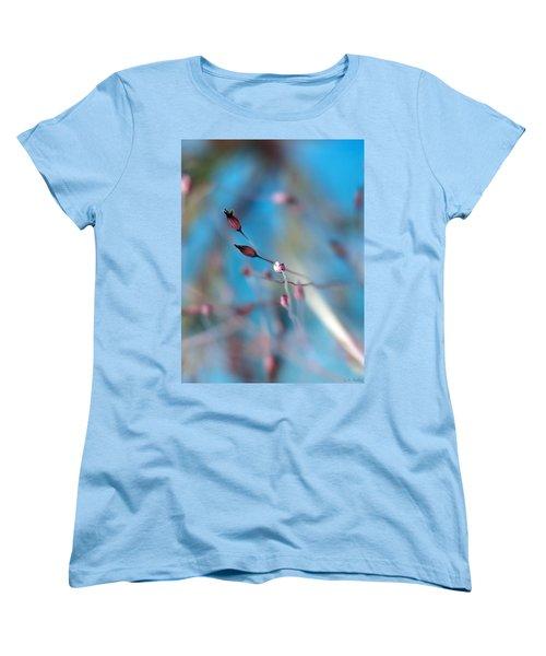 Emerge Women's T-Shirt (Standard Cut) by Lauren Radke