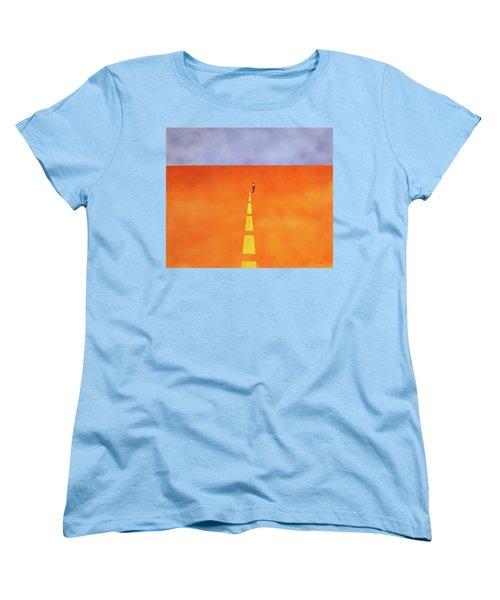 End Of The Line Women's T-Shirt (Standard Cut)