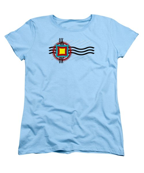 Energy Flow Women's T-Shirt (Standard Cut)