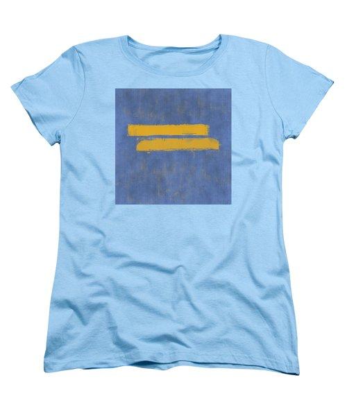 Equal Women's T-Shirt (Standard Cut) by Julie Niemela