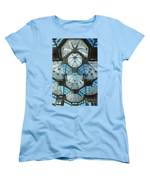 Women's T-Shirt (Standard Cut) featuring the photograph Equilibrium.. by Nina Stavlund