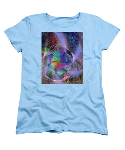 Eternal Reactions Women's T-Shirt (Standard Cut) by John Robert Beck