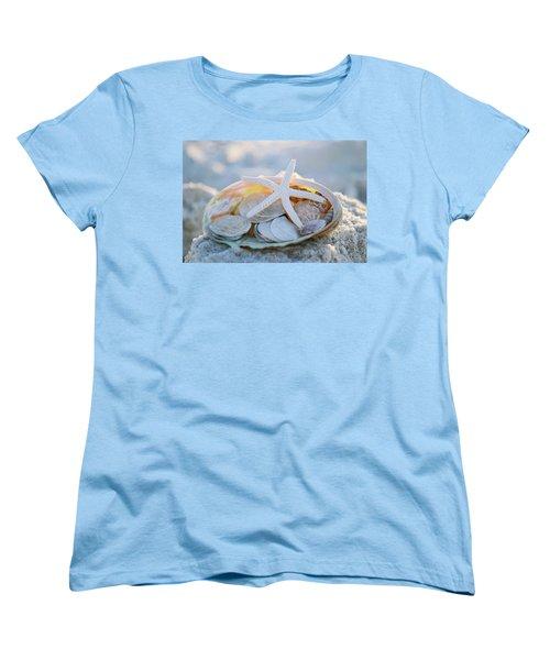 Every Grain Of Sand Women's T-Shirt (Standard Cut) by Melanie Moraga