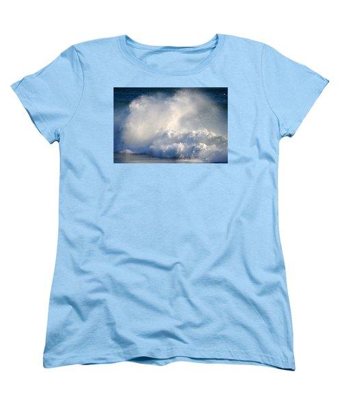 Exhilaration  Women's T-Shirt (Standard Cut) by Dianne Cowen