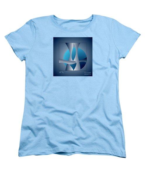 Expert Debate Women's T-Shirt (Standard Cut) by Leo Symon