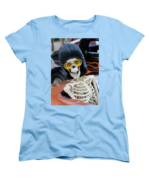 Women's T-Shirt (Standard Cut) featuring the photograph Eye Contact by Chris Dutton