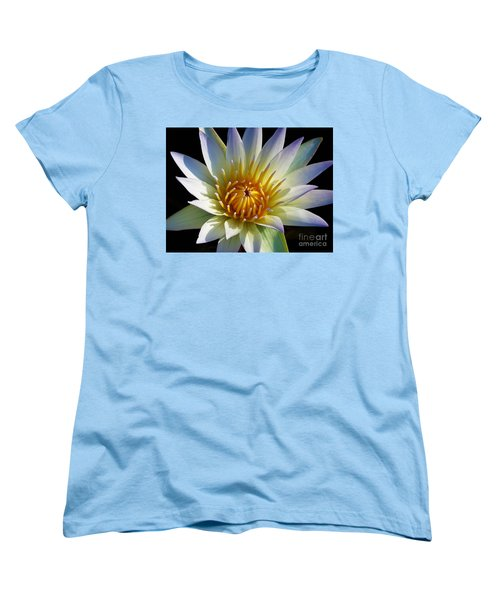 Women's T-Shirt (Standard Cut) featuring the photograph Fairest Lily by Chad and Stacey Hall