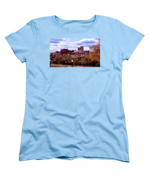 Fairmont West Virginia Women's T-Shirt (Standard Cut) by L O C