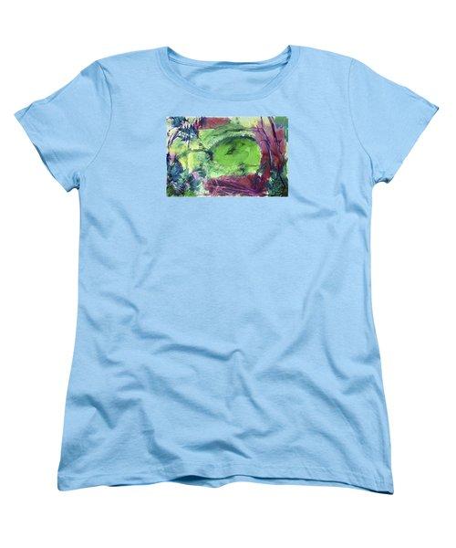 Fairy Ring, Lasso Forest Women's T-Shirt (Standard Cut)