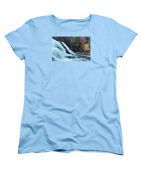 Fall Creek Falls Women's T-Shirt (Standard Cut)