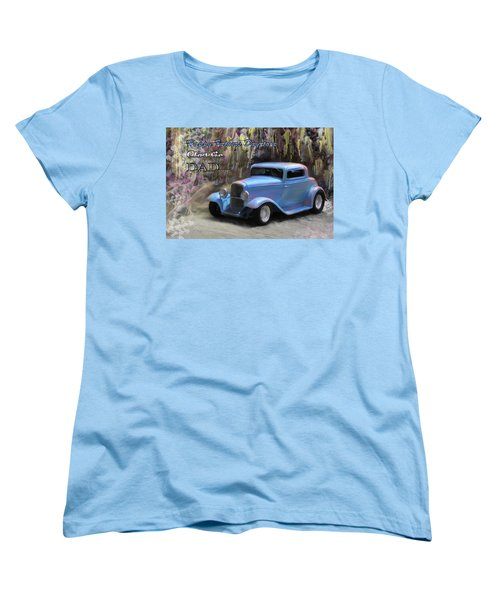 Fathers Day Classic Dad Women's T-Shirt (Standard Cut) by Susan Kinney