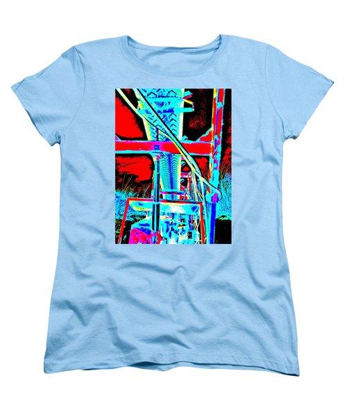 Feb 2016 36 Women's T-Shirt (Standard Cut) by George Ramos