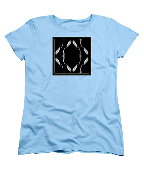 Female Abstraction Women's T-Shirt (Standard Cut) by Jack Dillhunt