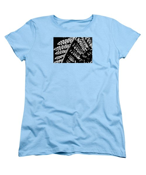 Fern Women's T-Shirt (Standard Cut) by Kevin Cable